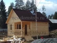 готовые проекты домов и бань