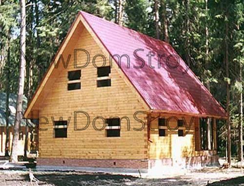 Проект дома Д57