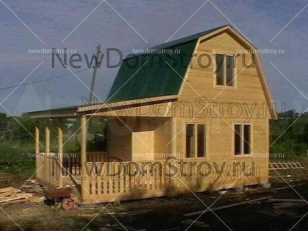 Проект дома Д43